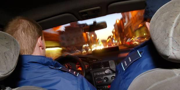 Un policier mordu lors d'une interpellation à Ixelles - La Libre