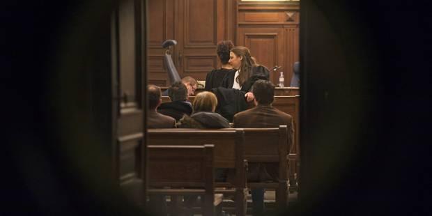 Sans avocat mais pas sans arguments - La Libre