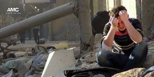 Syrie: plus de 400 morts en 10 jours de raids aériens - La Libre