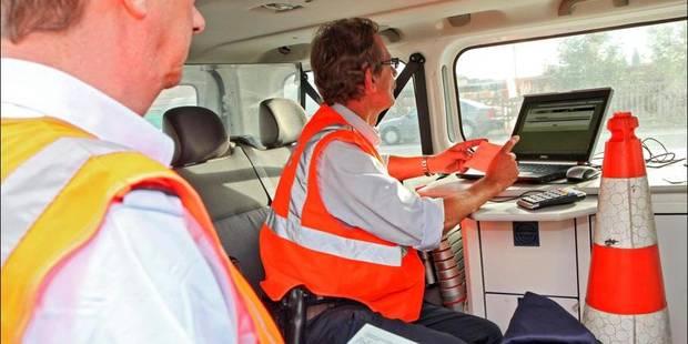 """Des """"brigades-taxes"""" dès janvier sur les routes de Wallonie - La Libre"""