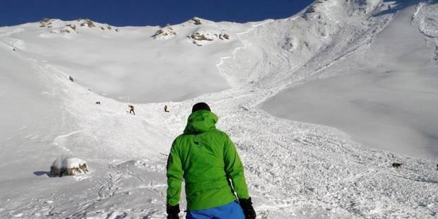 Une Belge de 35 ans périt dans une avalanche en Suisse - La Libre