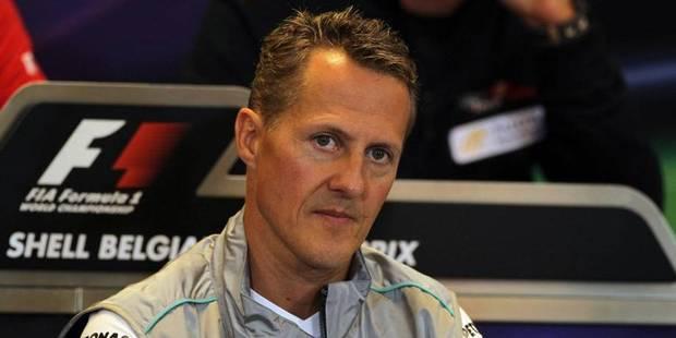 """Schumacher skiait """"délibérément"""" hors piste, à une vitesse normale - La Libre"""