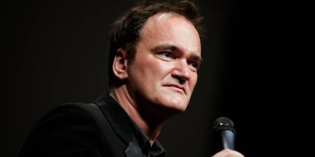 Tarantino porte plainte contre le site Gawker après la fuite de son scénario - La Libre