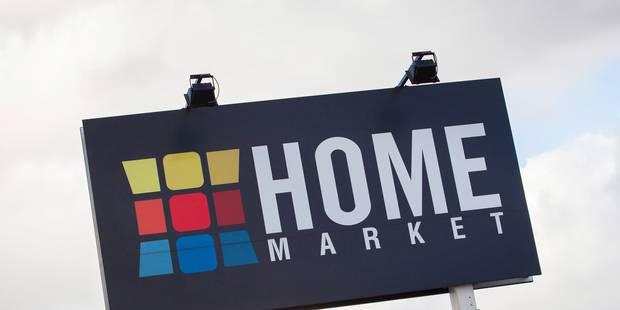 Des repreneurs potentiels pour Home Market - La Libre