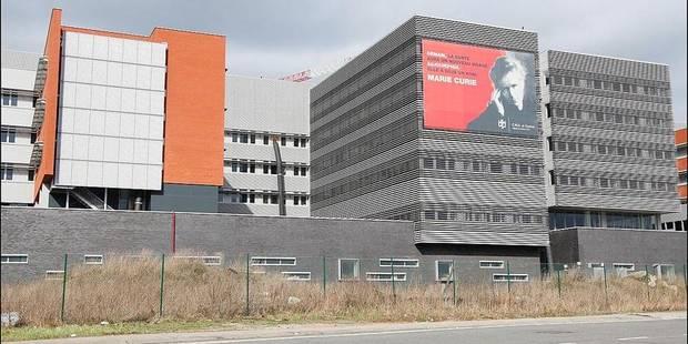 Le machin mal-aimé de Charleroi - La Libre