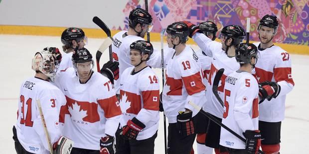 """Canada-USA : """"Le match le plus regardé de la saison"""" - La Libre"""
