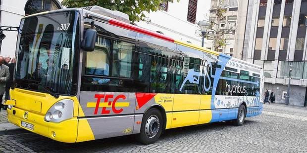 Des bus hybrides à Liège, ce n'est pas pour demain - La Libre