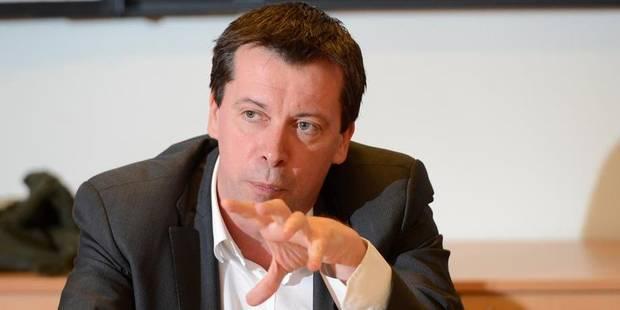 Frédéric Daerden poussera la liste socialiste liégeoise à la Chambre - La Libre