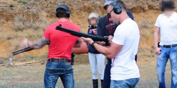 Une vidéo de Pistorius à un stand de tir quelques mois avant le meurtre de son amie - La Libre