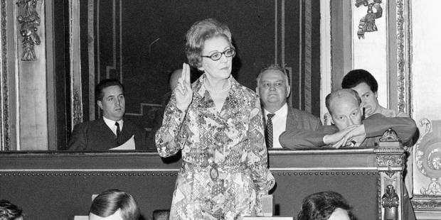 Un homme politique sur trois est une femme - La Libre