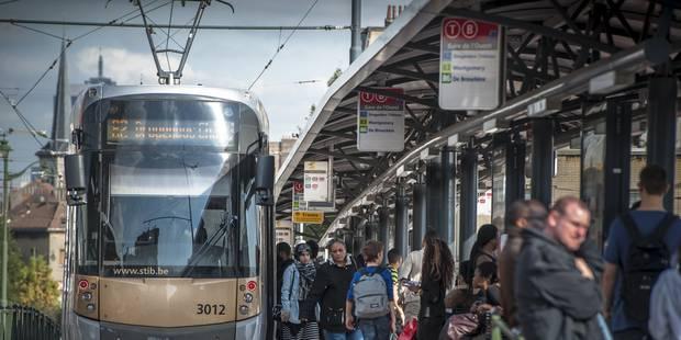 STIB: nouveaux bus et trams à partir de juillet - La Libre