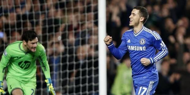 """Hazard: """"Eto'o veut que je fasse partie des meilleurs du monde"""" - La Libre"""