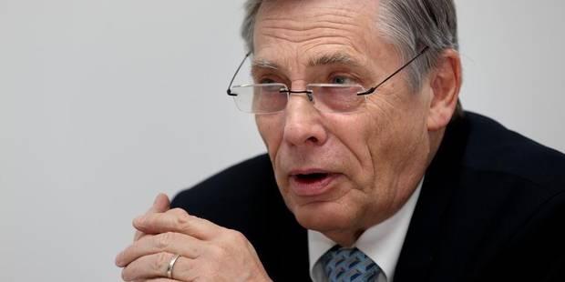 Philippe Suinen, commissaire général du forum mondial de la langue française - La Libre