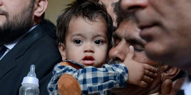 Pakistan : le bébé de 9 mois accusé de tentative de meurtre hors de cause - La Libre