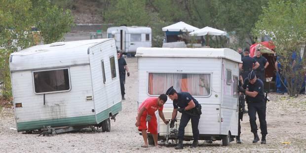 """France: une note de la police incitait à """"évincer"""" les Roms - La Libre"""