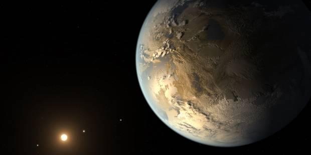 """À dix milliards de kilomètres de la nôtre, découverte d'une """"autre Terre"""" - La Libre"""