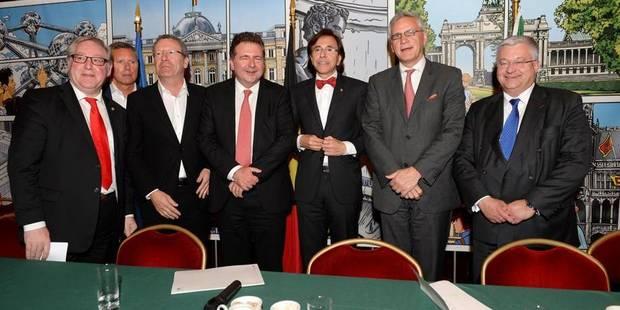 Bruxelles veut le match d'ouverture de l'Euro 2020 - La Libre