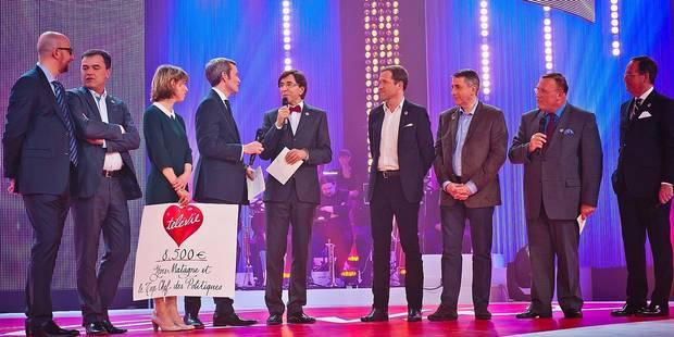 Clap de fin pour le Télévie 2014 - La Libre