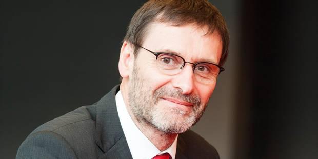 Albert Corhay élu recteur de l'Université de Liège au second tour - La Libre