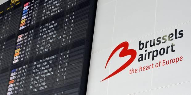 Alerte à Brussels Airport suite à un avion provenant du Cameroun: le parquet ouvre une enquête - La Libre