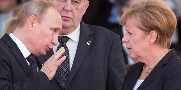 Poutine demande le renforcement des contrôles à la frontière avec l'Ukraine - La Libre