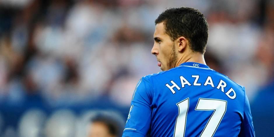 """Eden Hazard: """"Je reste à Chelsea: c'est sûr à 100%"""" - La Libre"""