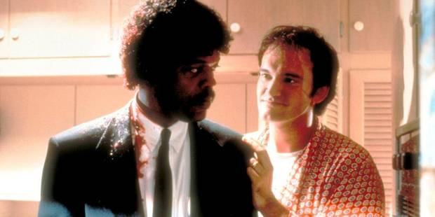 """Quand Samuel L. Jackson rejoue """"Pulp Fiction"""" - La Libre"""