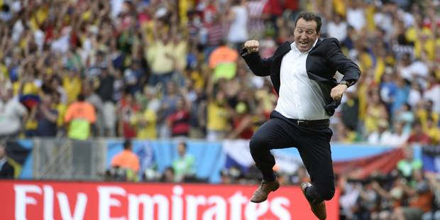 Origi qualifie la Belgique pour les huitièmes de finale de la Coupe du Monde (1-0) - La Libre