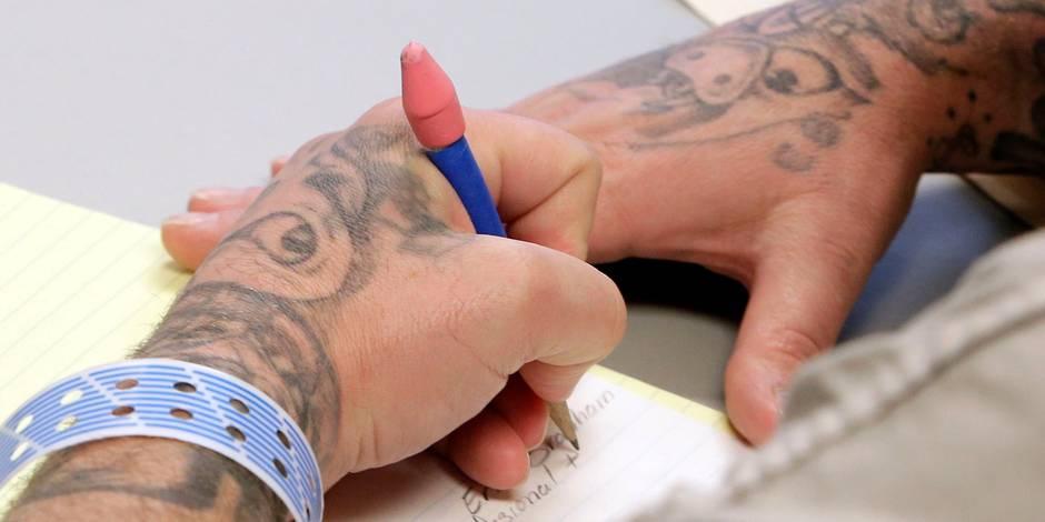 14 000 condamnés tenus à l'oeil sans passer par la case prison - La Libre