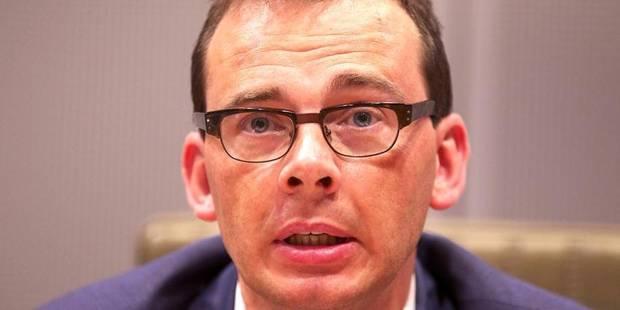 """Wouter Beke veut connaître les raisons du """"non"""" du cdH - La Libre"""