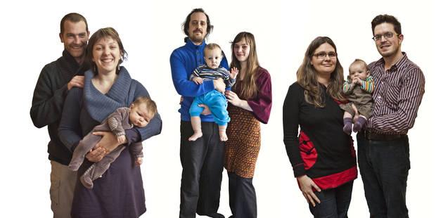 """""""Naître à la maison"""" : un webdocumentaire sur l'accouchement à domicile - La Libre"""