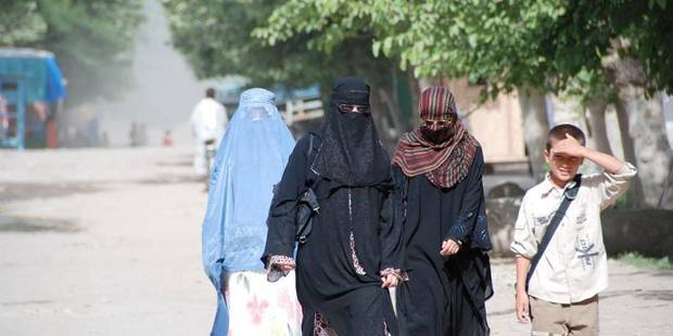 Afghanistan : des femmes en selle pour leur liberté - La Libre