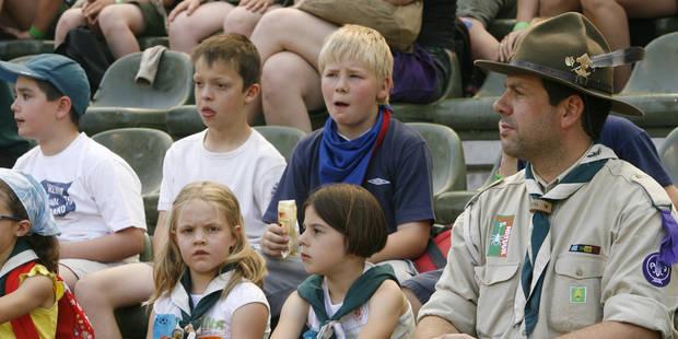 Le retour des camps scouts: engagez-vous, qu'ils disaient! - La Libre