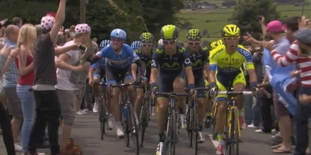 Les selfies, le phénomène qui met en danger les coureurs du Tour - La Libre