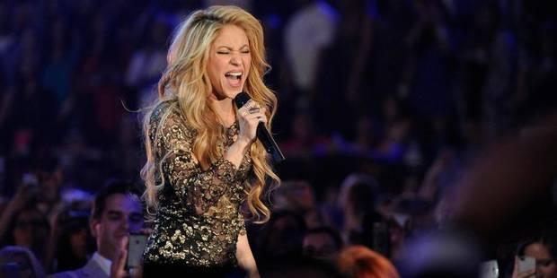 Shakira clôturera le Mondial dimanche au Maracana (officiel) - La Libre