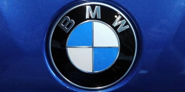 BMW rappelle 46.000 voitures en Belgique - La Libre