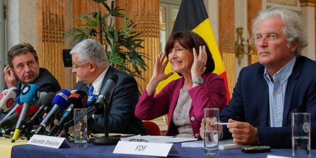 Formation Bruxelles: la répartition des compétences au gouvernement est connue - La Libre