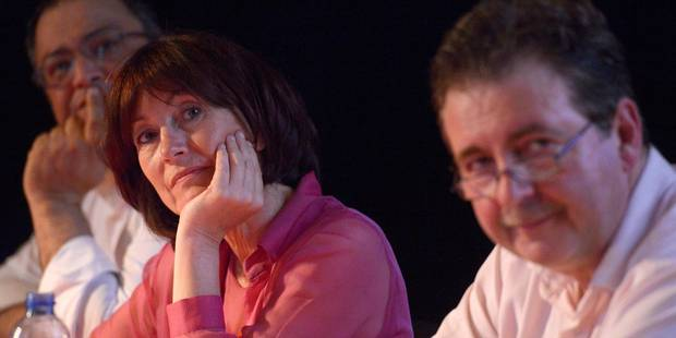 Bruxelles: Laurette Onkelinx laisse la place à Rudi Vervoort - La Libre