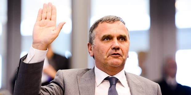 """Survol de Bruxelles: Cerexhe dénonce la """"dépantalonnade"""" du MR - La Libre"""