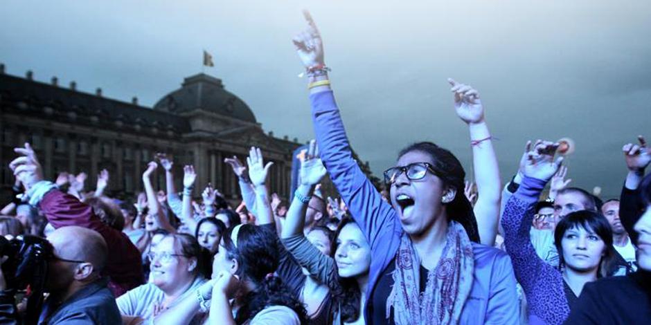 BSF, la musique au coeur de la ville - La Libre