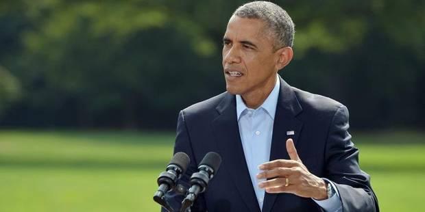 """Obama: """"Je ne vais pas donner de calendrier précis"""" en Irak - La Libre"""