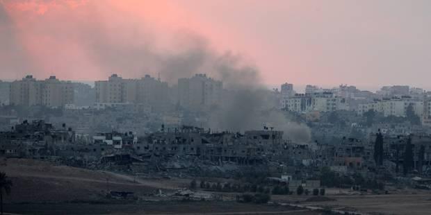 Gaza: accord pour un cessez-le-feu à partir de minuit - La Libre