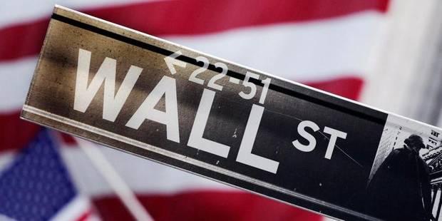 Wall Street clôture sans direction après l'accès de craintes liées à l'Ukraine - La Libre