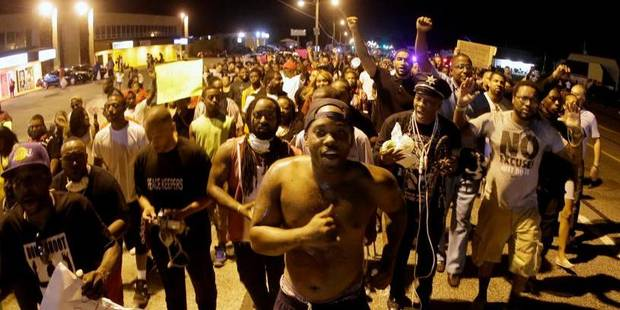 Ferguson: la Justice promet la transparence - La Libre