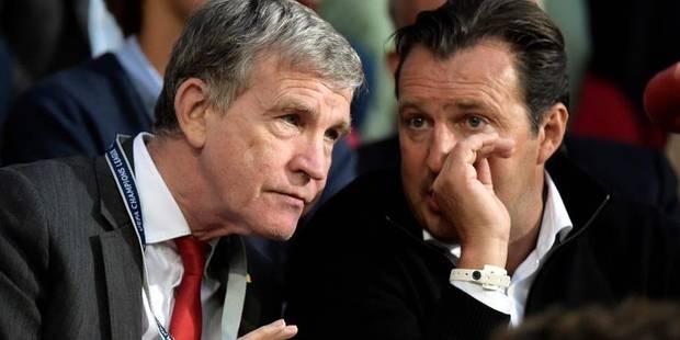 """Duchâtelet promet aux supporters """"une équipe compétitive cette saison"""" - La Libre"""