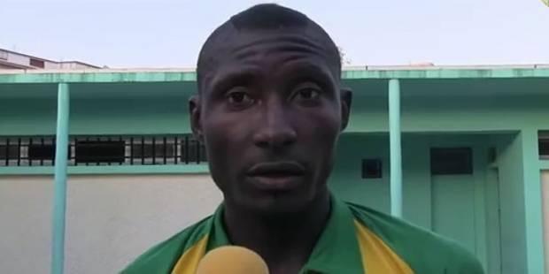 Algérie: décès du footballeur Ebossé, atteint par un projectile lancé par un supporter - La Libre