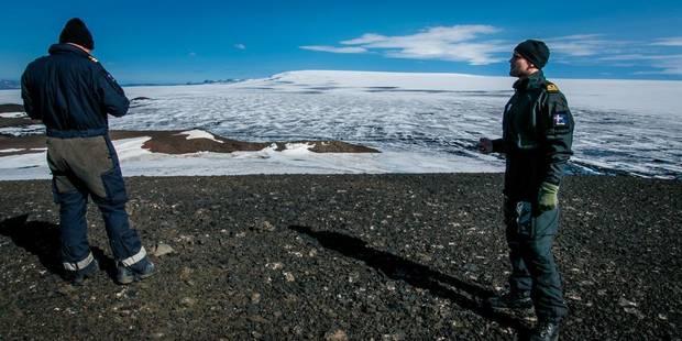 Volcan Bardarbunga: l'Islande abaisse son niveau d'alerte à orange - La Libre