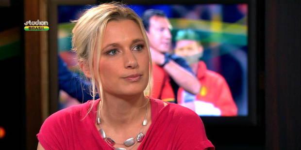 Une journaliste sportive bombardée de sms sexuels - La Libre