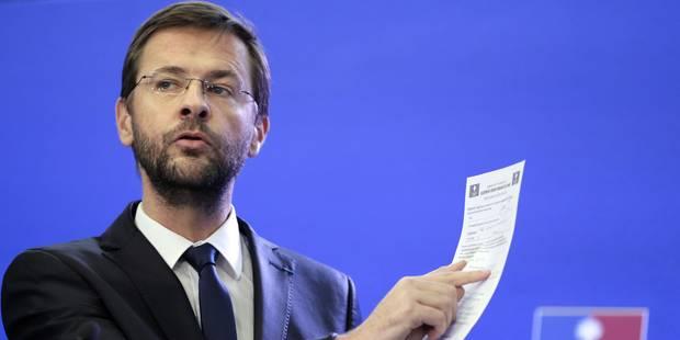 """Jérôme Lavrilleux: """"Si on m'exclut de l'UMP, je parlerai"""" - La Libre"""