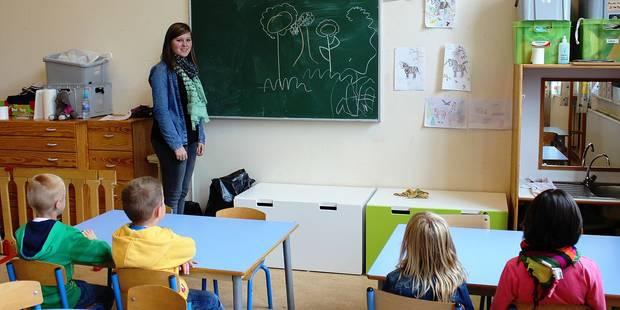 Fermeture de l'école de Ville-du-Bois - La Libre